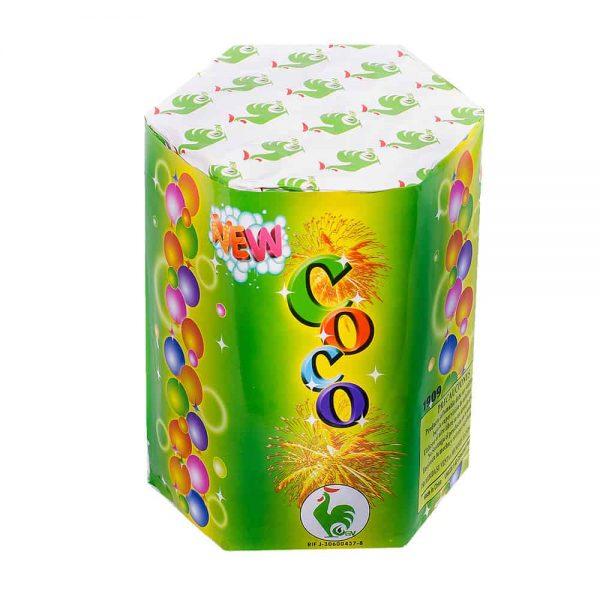 Torta Coco 19 S