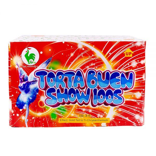 Torta Buen Show 100S