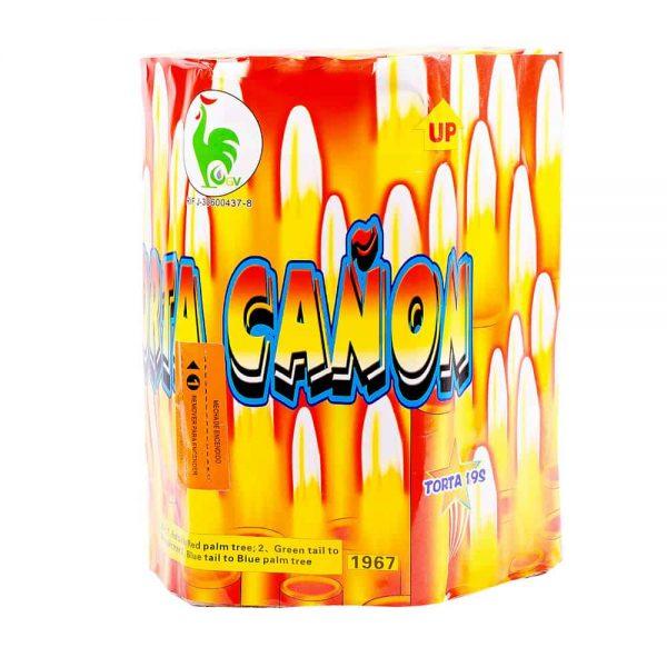 Torta Cañon