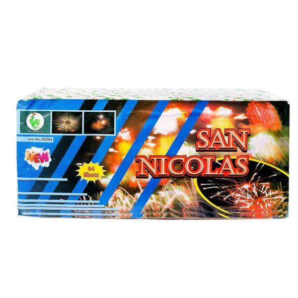 Torta San Nicolas 84S