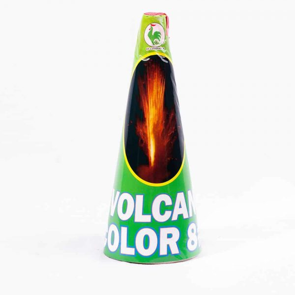 Volcán Color #8