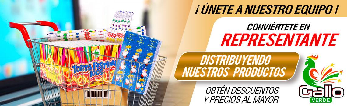 Distribuidores Gallo Verde