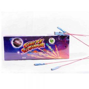 Cohete Travel Silvador
