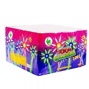 Torta Colorida 100S