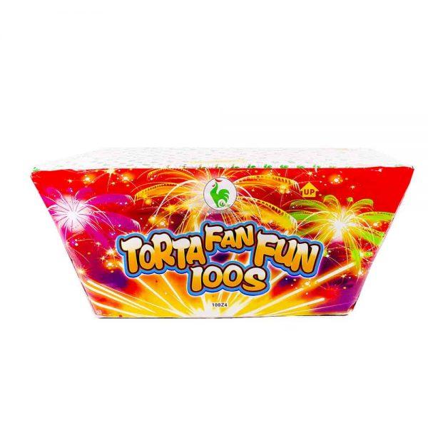 Torta Fan Fun 100S