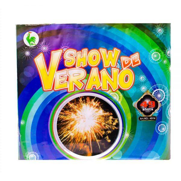 Torta Show De Verano 49S